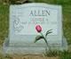 """Profile photo:  Clovies """"Al"""" Allen"""
