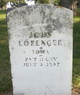 Profile photo:  John Lorenger