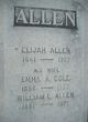Emma Anna <I>Cole</I> Allen