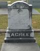 Thomas H Acree