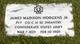 """James Madison """"Matt"""" Hodgens, Jr"""