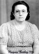 Profile photo:  Marjorie Faith <I>Bartley</I> Edwards