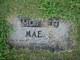 Mary Mae <I>McClunny   S</I> Lockett