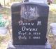Profile photo:  Donnie M. Owens