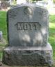 Profile photo:  Abraham Lincoln Mott