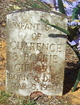 Infant Son of Clarence and Bobbie Gifford