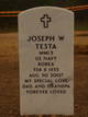 Joseph W. Testa
