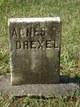 Profile photo:  Agnes Drexel
