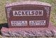 John William Ackelson