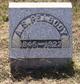 Profile photo:  A. S. Peabody
