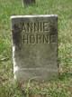 Annie Horne