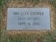 Ida Catherine <I>Cox</I> Cooper