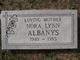 Nora Lynn Albanys