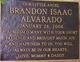 Profile photo:  Brandon Isaac Alvarado