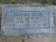 Theora Newton <I>Looney</I> Ginn