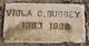 Viola C. Bussey