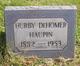 Hurby DeHomer Haupin