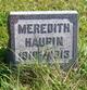 Meredith Haupin
