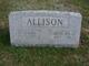 Profile photo:  A Ruth <I>Jonas</I> Allison