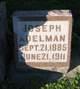 Profile photo:  Joseph B Adelman