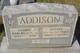 John Wesley Addison, Sr