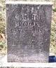 Profile photo:  Castile Brooks
