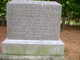 Profile photo:  Monument In Nurse Cemetery