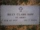 Profile photo:  Billy Clark Hipp
