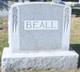 """Caroline B. """"Carrie"""" <I>Tigner</I> Beall"""