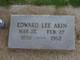 Edward Lee Akin