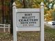 Burt Mullett Cemetery