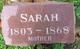 Profile photo:  Sarah Cowan