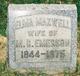 Elma <I>Maxwell</I> Emerson