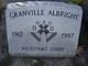 Grandville Albright