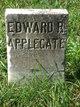 Edward Reed Applegate