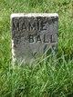 Mamie Ball