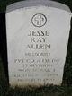 Jesse Ray Allen