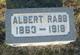 Albert Rabb