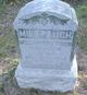 Maria Louisa <I>Robinson</I> Milspaugh