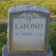 Henry Lou Lafond