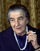 Profile photo:  Golda Meir