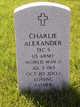 Profile photo:  Charlie Alexander