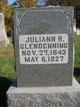 Juliann Rocina <I>Crane</I> Glendenning