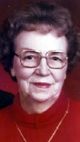 Profile photo:  Lillian V. <I>Clements</I> Adams