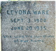 Profile photo:  Levona <I>Henson</I> Ware