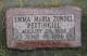 Emma Maria <I>Zundel</I> Pettingill