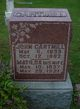 John Cartmill