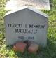 Profile photo:  Frances Elizabeth <I>Kennedy</I> Buckhault