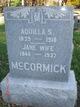 Aquilla S. McCormick