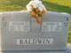Profile photo:  Verma Dean <I>Yeager</I> Baldwin